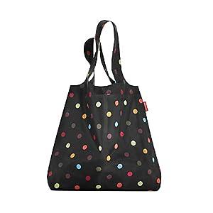 reisenthel mini maxi shopper dots Maße: 43,5 x 60 x 7 cm/ Volumen: 15 l/ waschbar bei 30 °C
