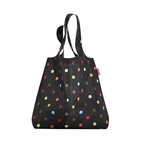 reisenthel mini maxi shopper dots Maße: 43,5 x 60 x 7 cm/ Volumen: 15 l/ waschbar bei 30 °C - 7 Dot