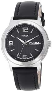 Timex Analog Black Dial Men's Watch - T2E561