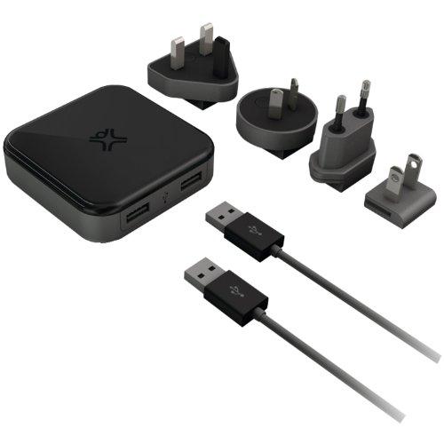 XtremeMac InCharge - Cargador para dispositivos Apple, color negro