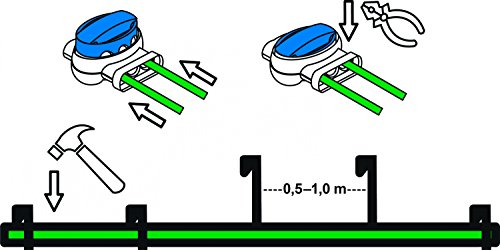 Robomow RX* RC* RS* Kabel Haken Verbinder Paket Kit Installation Set S