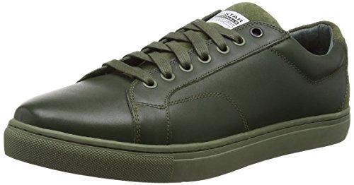 G-Star STANTON LOW MONO, Sneakers Basses homme Vert (combat)