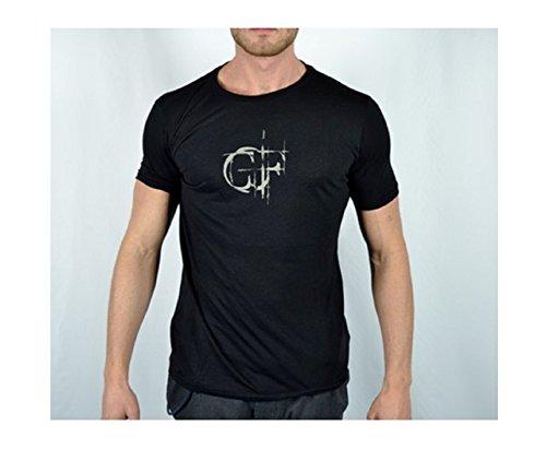 gianfranco-ferre-maglietta-tsh33086-beachwear-nero-2xl