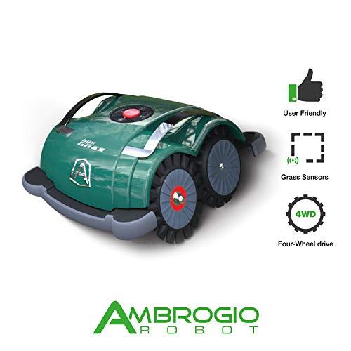 Comprar Ambrogio Robot L60 Basic cortacésped