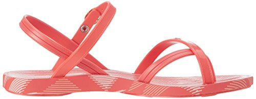 Ipanema Fashion Sand Iv Fem, Tongs Femme Mehrfarbig (red/red)