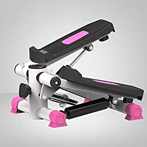 416kuOQ0T6L. SS300  - Lwtbj Exercise Stepper - Fitness Stepper 2 in 1 Dual Exercise Step Machine Aerobic Fitness Stepper
