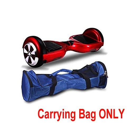 """PEDA Balance Scooter, colore: blu elettrico, portatile per borsa 16,51 cm (6,5"""") 20,32 cm (8"""") due ruote-funzione in equilibrio"""