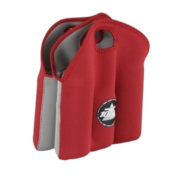 10t Outdoor Equipment 10t Cooler 6 X 500ml Neopren Dosenkühler Flaschenkühler Kühler Getränkekühler Kühltasche Mit Tragegriff 6
