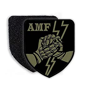 Patch AMF Camo_Allied Command Europe Mobile Forces Abzeichen ACE Campbell Barracks USA UA Army #23056
