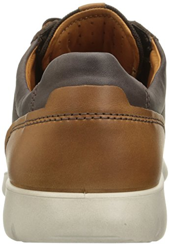 Ecco Herren Iowa Low-Top Braun (MOCHA/LION50159)