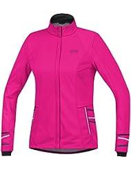 GORE RUNNING WEAR Damen Soft Shell Laufjacke, GORE WINDSTOPPER, MYTHOS LADY 2.0 WS SO Jacket, JWSMYL