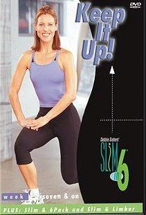 Slim in 6 Keep It Up Workout DVD: Woche 7 und weiter! ! Plus: Slim & 6 pack and Slim & Limber!(in Englischer sprache)