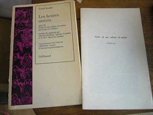 Les Heures Oisives [Pdf/ePub] eBook