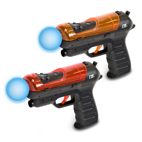 PS Move Perfect Aim Pistol Combo für PlayStation Move
