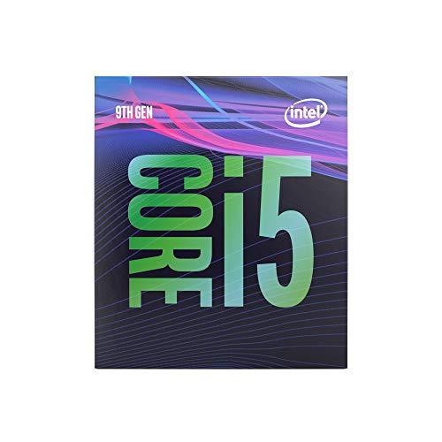 Intel Core i5-9400 - Processore desktop 6 core fino a 4.1 GHz Turbo LGA1151 serie 300, 65 W Processori 984507