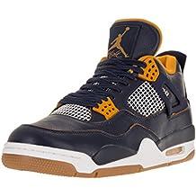 100% authentic 1ffaa de5fa Nike Air Jordan 4 Retro, Zapatillas de Deporte para Hombre