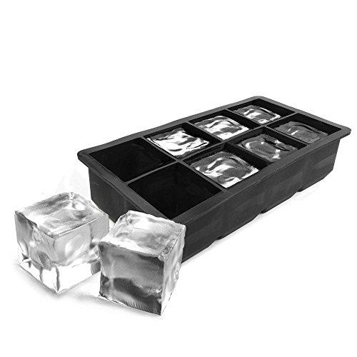 ginsanity-8-mega-ice-hole-large-silicone-gin-whisky-brandy-ice-cube-tray-black