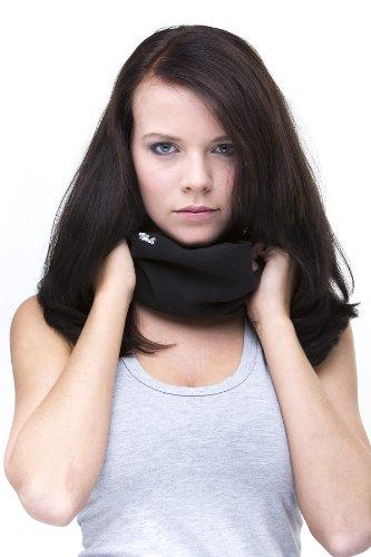 Multi-Tube in Fleece von Chill-Outs, Farbe:schwarz - Chill-fleece
