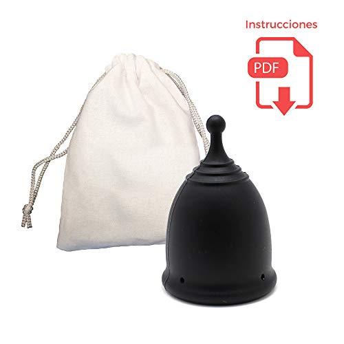 Copa Menstrual Divina Bolita Extracción Fácil -