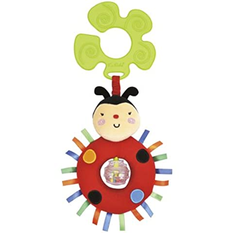 Funky bebé - Cochecito de traqueteo Pals - mariquita - Niños de K