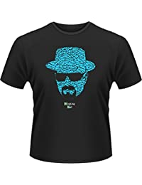 Plastic Head Breaking Bad Meth Slab - T-shirt - Homme