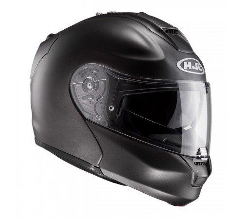 Preisvergleich Produktbild HJC RPHA Max Evo Semi Matt Titanium Motorradhelm Größe: (XXL (62 / 63))