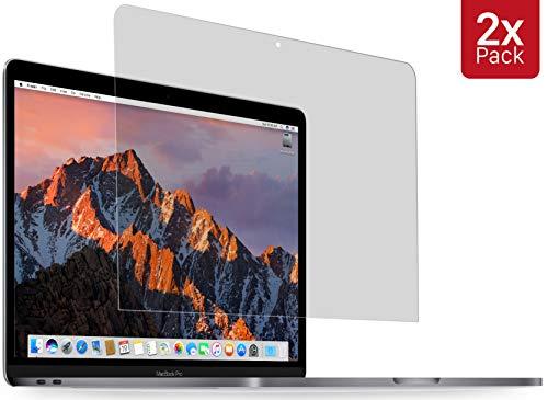 MyGadget 2X Bildschirm Schutz Folie [Matt] für Apple MacBook Pro 15
