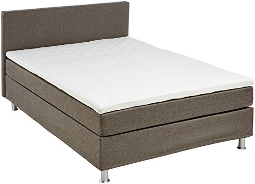 Atlantic Home Collection Boxspringbett 140 x 200 EDISON im Test