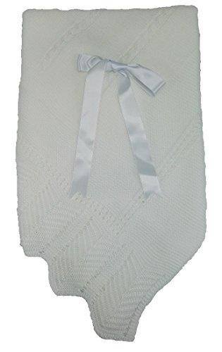Toquilla para bebé (Blanco)