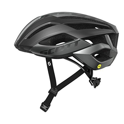 Scott Arx Plus Rennrad Fahrrad Helm schwarz 2018: Größe: M (55-59cm)