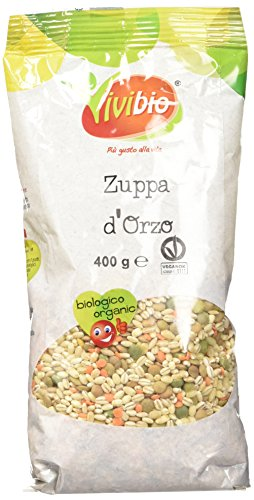 Vivibio Zuppa d'Orzo - 2.4 kg