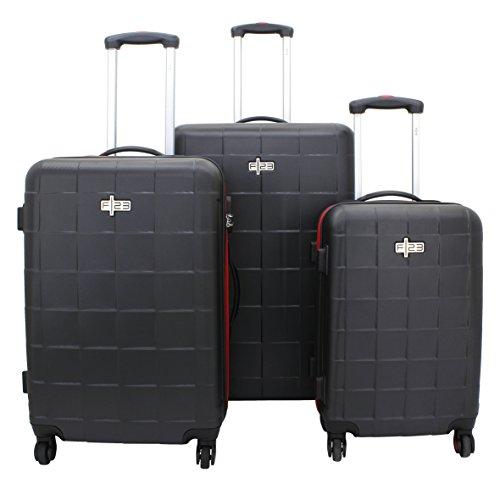 F|23 Set de bagage, charcoal (Gris) - 77053-9