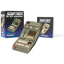 Star Trek: Light-and-Sound Tricorder (Miniature Editions)