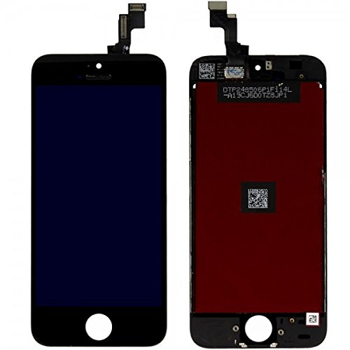 Image of Display LCD Komplett Einheit Touch Panel für Apple iPhone SE Schwarz Ersatz Glas