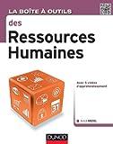 La Boîte à outils des Ressources Humaines - Dunod - 18/04/2012