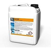 Höfer Chemie 14 kg pH Senker flüssig Senkung des pH Werts im Pool - Das ORIGINAL für Einen optimalen pH Wert und Top Wasserqualität im Pool