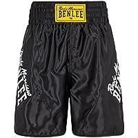 BENLEE Rocky Marciano para hombre boxeo Bona Venture Negro negro Talla:XXXL