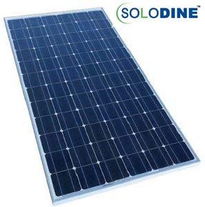 Solodine 100 Watt 12 Volt Polycrystalline Solar Module/Solar Panel