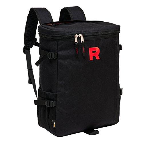 Pokemon-Center Original rucksack GEHEIMNIS TEAMS R