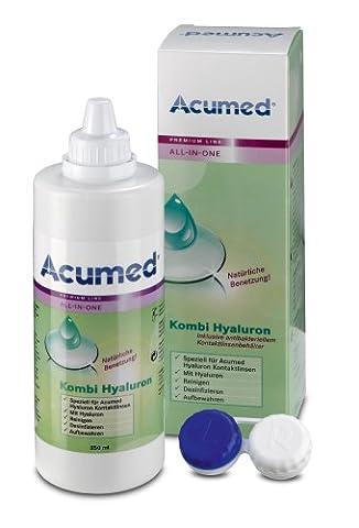 Acumed 1271 Kombi Hyaluron, 350 ml (Desinfizieren Von Kontaktlinsen)
