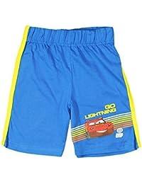Summer de Cars de Disney Rayo McQueen pantalones cortos para niños permiten el paso de la 2 7 años