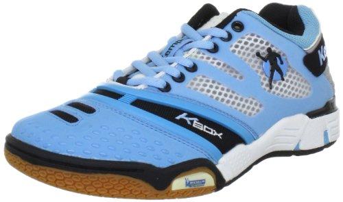 Kempa Kudos 200843501, Chaussures de handball femme Bleu-TR-H4-15