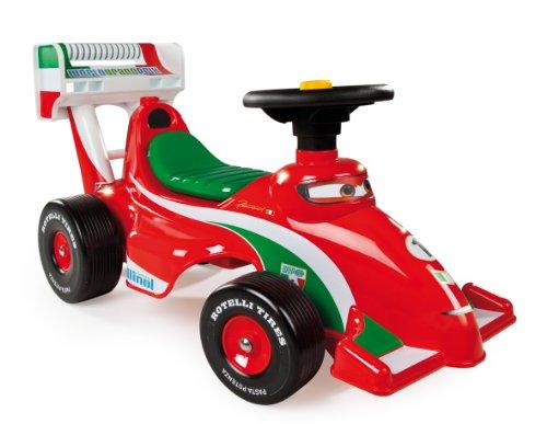 Smoby 400022 Disney Cars 2 - Correpasillos con diseño de Francesco