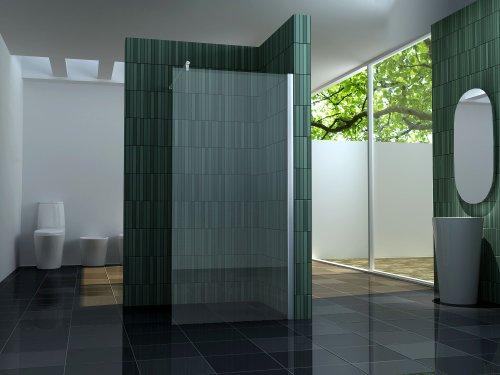 Preisvergleich Produktbild 10 mm Duschtrennwand FREE 70 x 200 cm