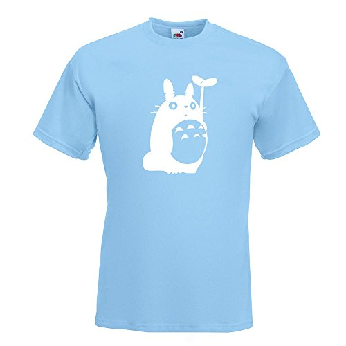 KIWISTAR - Haase Wurst T-Shirt in 15 verschiedenen Farben - Herren Funshirt bedruckt Design Sprüche Spruch Motive Oberteil Baumwolle Print Größe S M L XL XXL Himmelblau