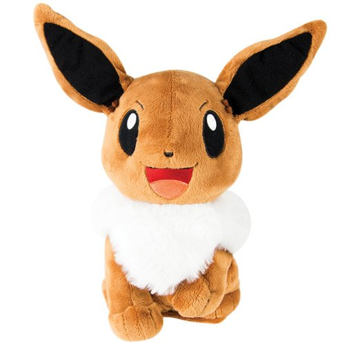 Pokemon T19379 My Friend Eevee Talking Plush