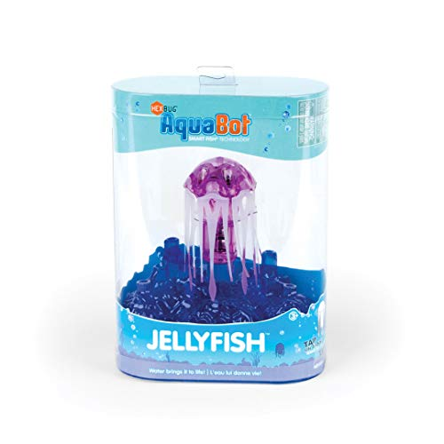 HEXBUG 503008 - Aquabot Jellyfish, Elektronisches Spielzeug (Energie Abhilfe)