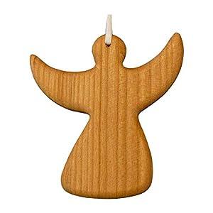 Christbaumschmuck aus Holz Engel | Tannenbaumschmuck | Weihnachtsdeko | Weihnachtsbaum Deko | Weihnachtsbaumschmuck | handgemachte Holz Anhänger | Weihnachten