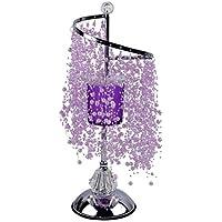 BESTOYARD Lámpara romántica de aromaterapia de la lámpara de Aceite Esencial de Dormitorio de Luces románticas de Navidad con Enchufe de EE. UU.