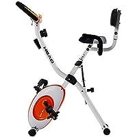 HUO FEI NIAO máquina de pérdida de Peso Bicicleta giratoria - Bicicleta Deportiva Familiar Especial Ultra-silenciosa Pedal para Interiores en casa (Color : Orange)
